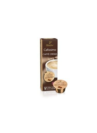 Tchibo Caffè Crema Decafinated – 10 Kapsül Renkli